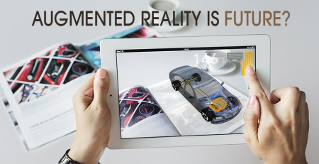 Augmented reality in real world
